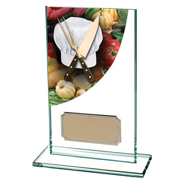 Colour Curve Cooking Jade Glass Award 140mm