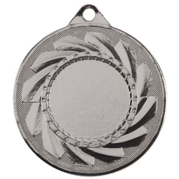 Cyclone Medal Series Silver 50mm