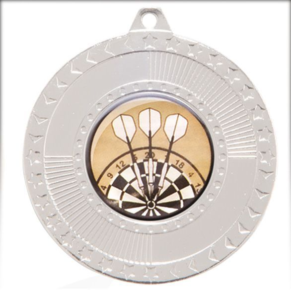 Star-Force Medal Silver 50mm