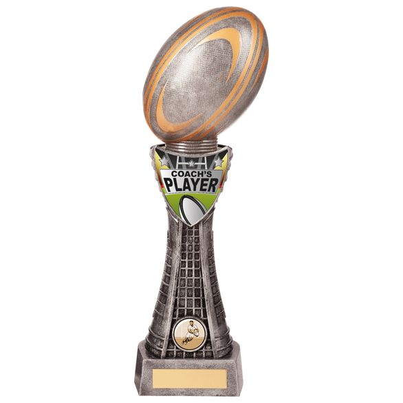 Valiant Rugby Coach's Player Award 320mm