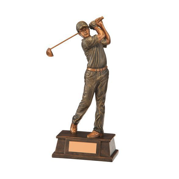 The Classical Male Golf Award 190mm