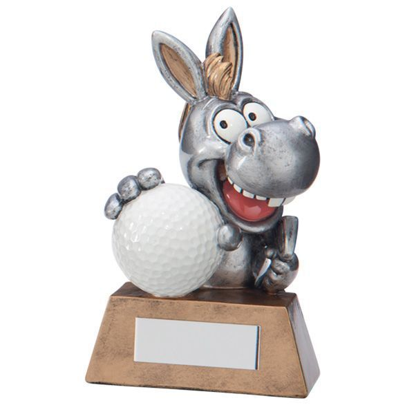 What A Donkey! Golf Award 130mm
