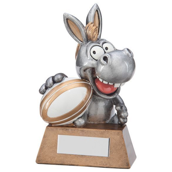 What A Donkey! Rugby Award 130mm