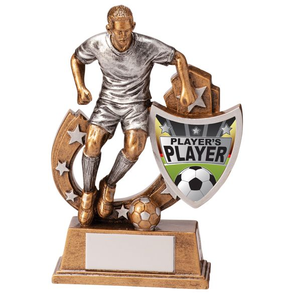 Galaxy Football Player's Player Award 125mm | Sublime Designs