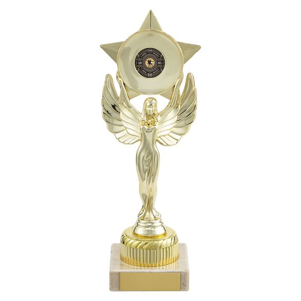 Unity Victory Multi-Sport Trophy Gold 230mm